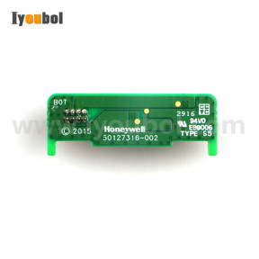 Sync & Charge Connector with PCB for Honeywell LXE 8670 Ring Scanner
