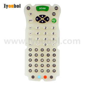 Keypad Replacement (56 Keys) for Honeywell LXE MX6