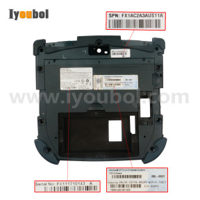 Back Cover Replacement for Honeywell MARATHON LXE FX1
