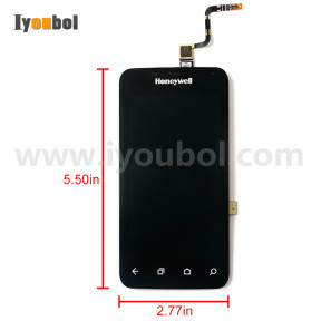 LCD with Touch Digitizer for Honeywell Dolphin CT50