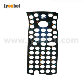 Keypad Overlay (56-Key) Replacement for Honeywell LXE MX7 Tecton