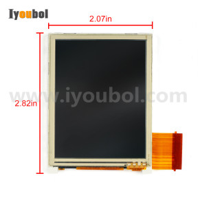 LCD with Touch Screen Replacement for Honeywell LXE MX8(LQ280AC21G)