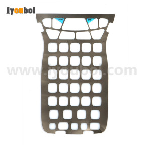 Keypad Overlay Replacement (43-Key) for Honeywell Dolphin 99EX 99GX
