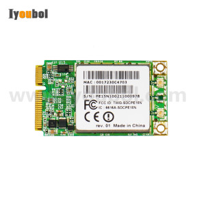 Network card PCB (6616A-SDCPE15)  for Honeywell LXE Thor VM1