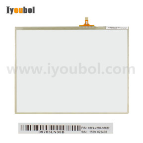 Touch Screen (Digitizer) for Honeywell LXE Thor VM2