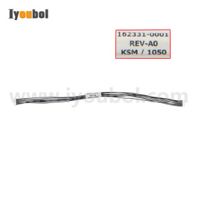 Cable(8pin /162331-0001 REV-A0 KSM 1050)for Honeywell LXE Thor VX9