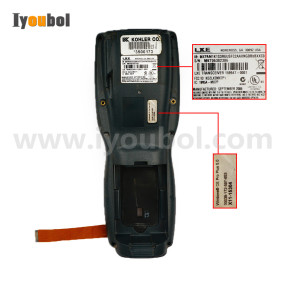 Back Cover Replacement for Honeywell LXE MX7 Tecton