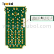 Keypad PCB (56-Key, for 9900L0P) for Honeywell Dolphin 9900, 9950