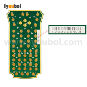 Keypad PCB (56-Key, for 9900L0P) for Honeywell Dolphin 9900, 9950