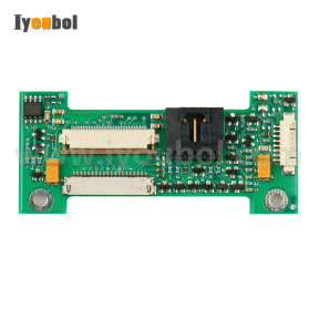 LCD PCB Replacement for Honeywell LXE VX8(Part Number: 1623011A20810S04587)