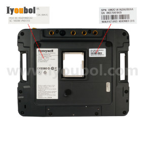 Back Cover Replacement for Honeywell LXE Thor VM2