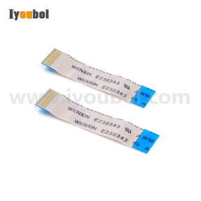 2 pcs Keypad Flex Cable Replacement for Honeywell Dolphin 99EX 99GX