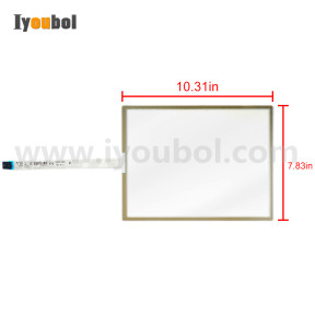 Touch Screen Digitizer Replacement for Honeywell LXE Thor VX9