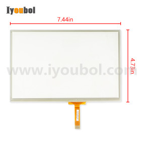 Touch Screen (Non-heater Version) for Honeywell LXE Thor VM1