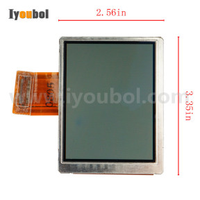 LCD Module with PCB Replacement for Honeywell LXE MX6
