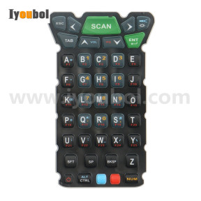 Keypad (43-Key) Replacement for Honeywell 99EX 99GX