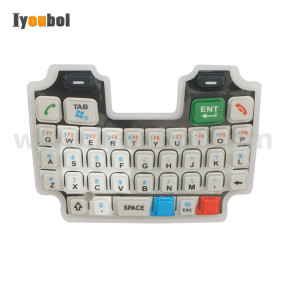 Keypad (QWERTY) Replacement for Honeywell Dolphin 9700