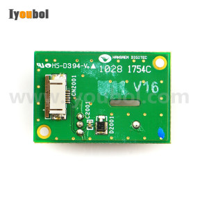 Vibration motor with PCB for Honeywell LXE MX8