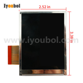 LCD with Touch Replacement for Honeywell LXE MX7 Tecton