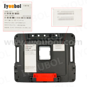 Back Cover Replacement for Honeywell LXE Thor VM1