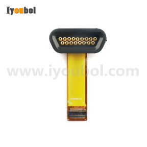 Sync & Charge Connector with Flex Replacement for Honeywell Dolphin 9500 9550