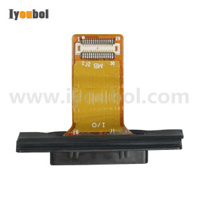 Sync+Charging Connector with Flex Cable for Honeywell Dolphin 9700