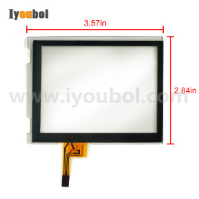 TOUCH SCREEN (Digitizer) Replacement for Honeywell LXE MX6