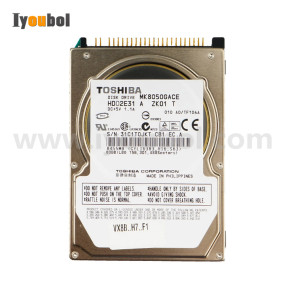 Fujitsu Hard Drive (80GB) Replacement for Honeywell LXE VX8
