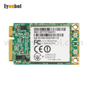 Wifi Card for Honeywell LXE Thor VX9(FCC ID: TWG-SDCPE15N  IC: 6616A-SDCPE15N)