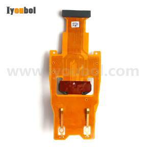 Symbol MC9200-G, MC92N0-G Flex Cable for Keypad, Battery, SD Card (24-84046-03)