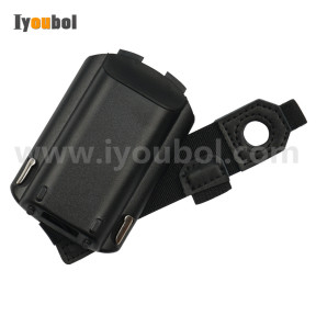 High Capacity Battery Cover with handstrap for Motorola MC3070 MC3090 series