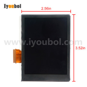 LCD Module (with PCB) Replacement for Motorola Symbol MC9200-G, MC92N0-G