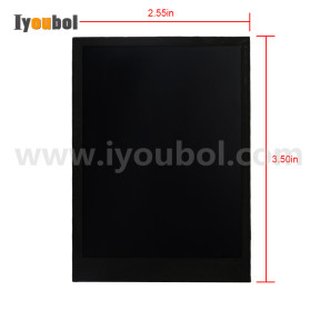 LCD Module with PCB Replacement for Motorola Symbol MC9190-G