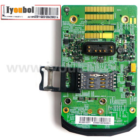 WWAN Board with Sim Card Connector for Symbol MC9590-K, MC9596-K, MC9598-K