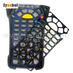 Keypad Replacement for Motorola Symbol MC9200-G, MC92N0-G (43 Keys)