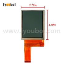 LCD MODULE with PCB for Motorola Symbol MC9090-G MC9090-S MC9090-K(LQ038Q7DB03)MC9090-G RFID, MC9090-Z RFID MC9094-S