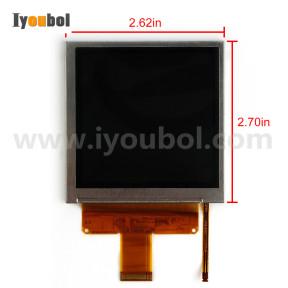 LCD Module Replacement for Symbol MC3000 MC3070 MC3090 series (Color)