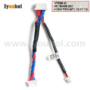 Pins to Pins Connector Cable for Symbol MC9500-K, MC9590-K, MC9596-K, MC9598-K