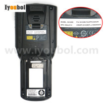 Back Cover Replacement for Symbol MC3000 MC3090 series-Rotating Head Scanner