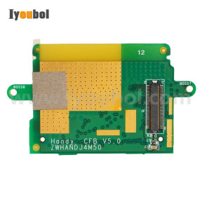 Memory Card Connector for Symbol FR6076