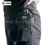 Nylon Carry Case with Shoulder Strap  for Motorola Symbol MC319Z