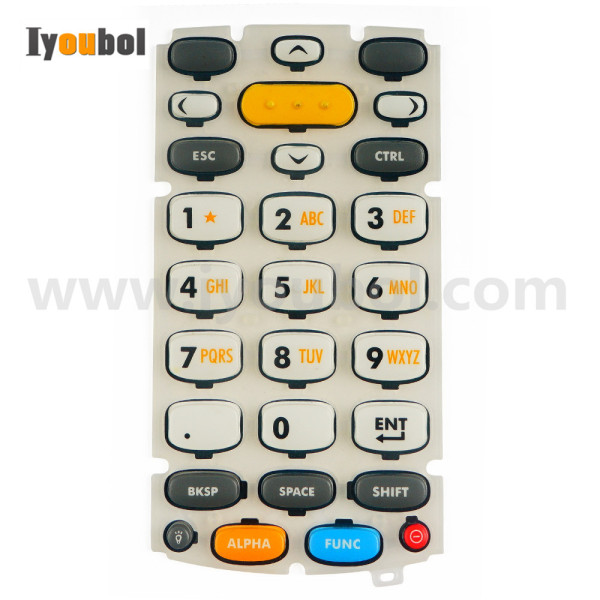 Keypad (28-Key) Replacement for Motorola Symbol MC3100 MC319Z