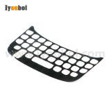Keypad Overlay (QWERTY) for Symbol MC65, MC659B