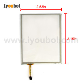 Touch Screen (Digitizer) Replacement for Symbol MC65, MC659B