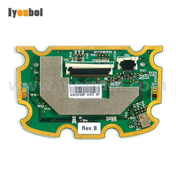 Keypad PCB (Numeric) Replacement for Symbol MC65, MC659B