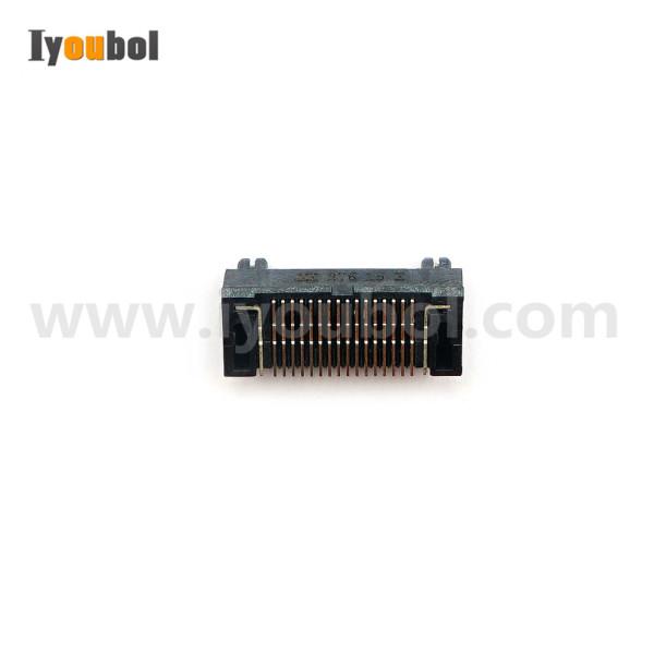 I/O Cradle Connector (16 Pins) for Motorola Symbol MC319Z