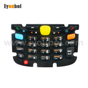 Keypad Replacement (Numeric) for Symbol MC65, MC659B