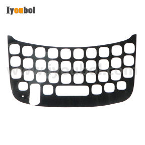 Keypad Overlay (QWERTY) for Symbol MC65, MC659B