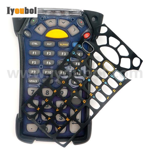 Keypad Replacement for Motorola Symbol MC9190-Z (43 Keys)