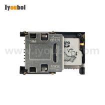 Sim Card, Memory Card Connector for Symbol MC55 5590 5574 MC55A MC55A0 MC55N0